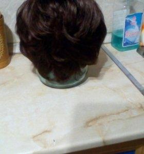 Парик натуральный волос