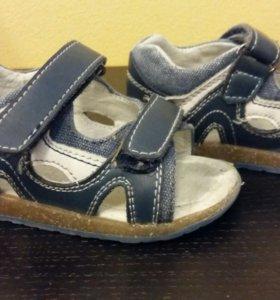 Босоножки детские.  Сандалии. 21 детская обувь