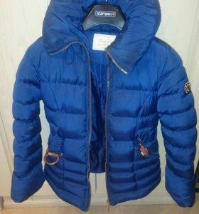 Куртка зимняя, размер 128