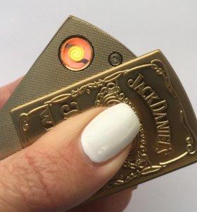 Зажигалка с USB зарядкой