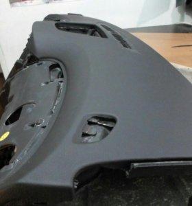 Ремонт панели торпедо и накладок руля SRS Airbag