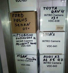 Штатные видеокамеры на автомобили.