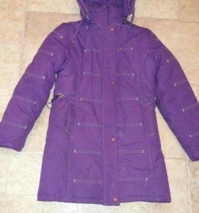 Куртка ( для девочки 7-8-9лет)