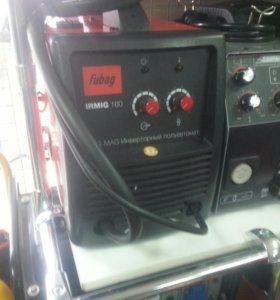 Сварочный полуавтомат инвертор IRMIG160