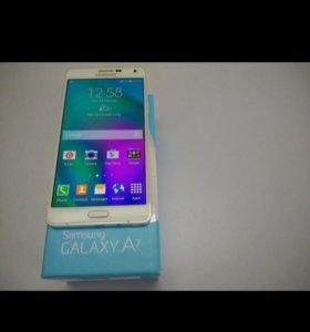 Телефон Samsung Galaxy А 3