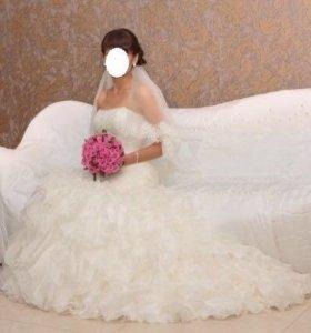 """Свадебное платье """"Pronovias""""  Испания"""