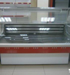 Витрина холодильная -5+5