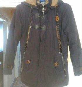 Куртка демисезонная для мальчика 10-11 лет