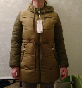 Женская новая куртка зимняя