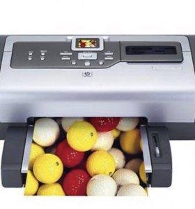 Принтер hp 7660