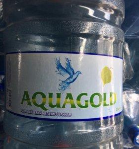 Продажа воды и доставка