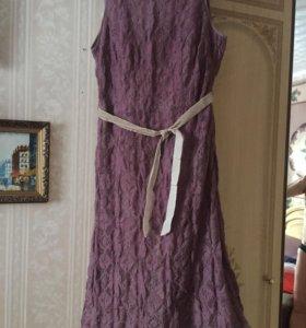 Ажурные платье