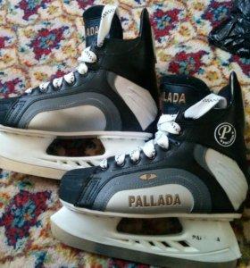 Коньки Pallada