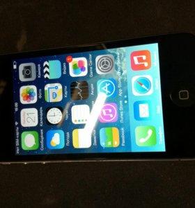 iPhone 4 полностью рабочий, на запчасти.