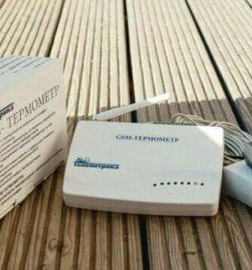 Универсальная GSM система управления котлами.