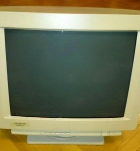 Монитор Hitachi модель CM 641et