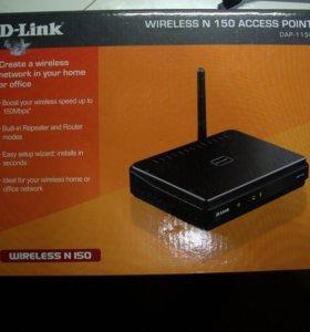 Точка доступа D-link DAS-1150