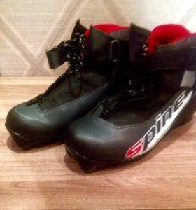 Ботинки лыжные р39