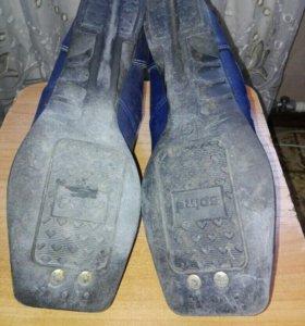 Ложные ботинки