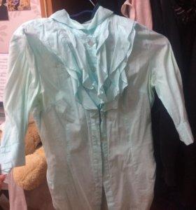 Рубашка Кира пластилина