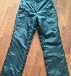 Утепленные брюки Demix, р.L