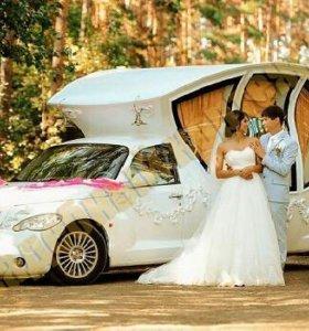 Лимузин карета на прокат в Волгограде и Волжском