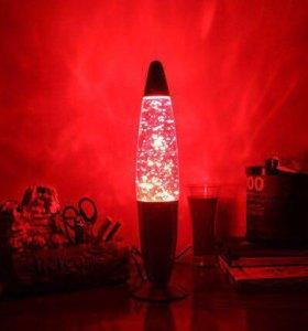Волшебная лампа для релаксации