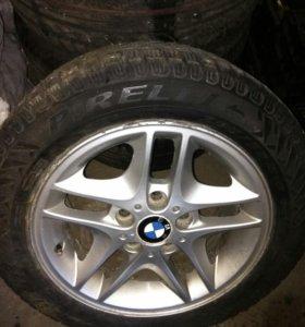 Колеса от BMW