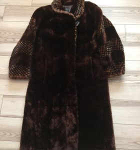 Raco-Liban Luxury Pannofix fur coat шубацигейковая