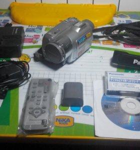 Panasonic NV-GS180 - Mini DV видеокамера (Япония)