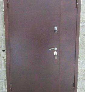 Двери металлические/перегородки
