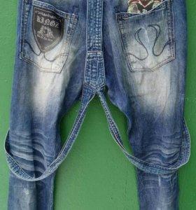 Мотня джинсы