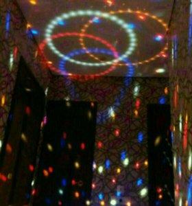 Светодиодный диско-шар
