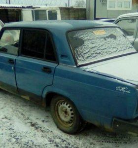 ВАЗ 2107 1987г тел 89682670967