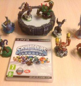 Skylanders на PS3