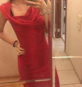 Платье на этой неде