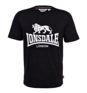 Футболка Lonsdale.