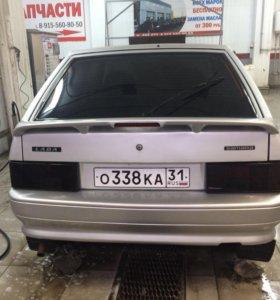 ВАЗ 2113 Samara 1.6 MT, 2010, купе