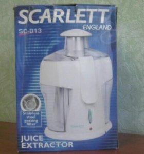 Соковыжимала Scarlett SC - 013