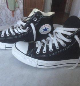 Кеды Converse,оригинальные.