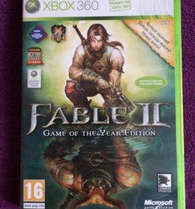 Лицензионный диск на Xbox 360.