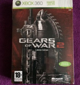 Лицензионные диски на Xbox 360.