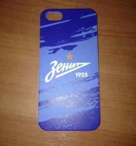 Чехол-бампер на iPhone5,5s
