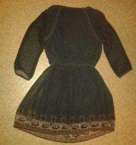 Платье bershka бу