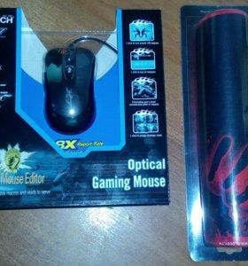 Игровая мышь A4tech X7