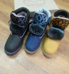 New collection Timberland
