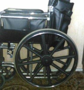 Кресло инвалидное))