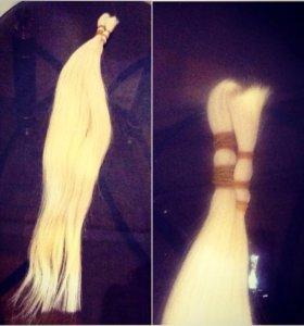 Волосы для наращивания,славянские