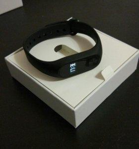 Фитнес браслет часы Xiaomi mi band 2