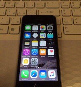iPhone 5s  16Gb. не восстановленный